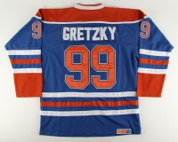 Wayne Gretzky Signed Oilers CCM Vintage Captain Jersey (JSA ALOA)