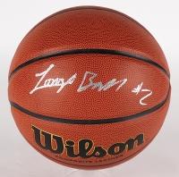 Lonzo Ball Signed NCAA Basketball (JSA COA)