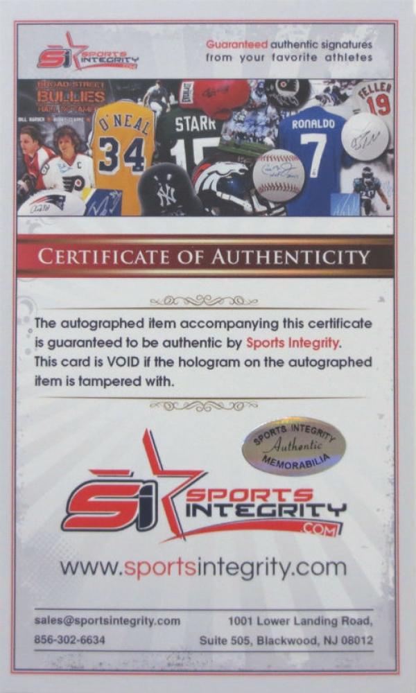 94e952f0c02 Tim Howard Signed Nike Team USA Soccer Ball (SI COA & Howard Hologram) at