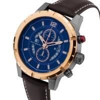 Buech & Boilat Beaumont Trophy Men's Chronograph Watch (New)
