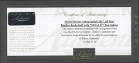 """Kevin Durant Signed LE NBA All-Star Game Ball Series Basketball Inscribed """"NOLA 17"""" (Panini COA) at PristineAuction.com"""