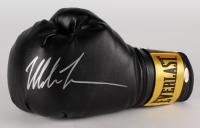 Mike Tyson Signed Everlast Boxing Glove (JSA COA)