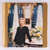 "Hillary Clinton Signed ""The Ingratiation to The White House""  Hardback Book (JSA COA)"
