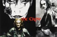 "James O'Barr Signed ""The Crow"" 11x17 Poster (Legends COA)"