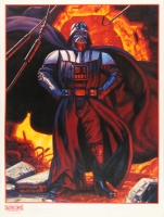 "Greg Hildebrandt & Tim Hildebrandt Signed ""Star Wars: Shadows of the Empire"" LE 18"" x 24"" Poster (PA LOA)"