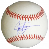 Jed Hoyer Signed Rawlings Official MLB Baseball at PristineAuction.com