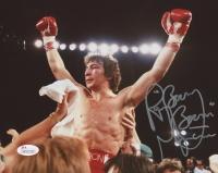 "Ray ""Boom Boom"" Mancini Signed 8x10 Photo (JSA COA)"