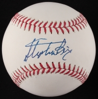 Stephen King Signed OML Baseball (JSA)