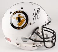 Le'Veon Bell Signed Steelers Custom Matte White Full-Size Speed Helmet (JSA COA)