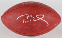 "Tom Brady Signed Limited Edition Super Bowl LI ""The Duke"" Official NFL Game Ball Inscribed ""SB 51 Champs"" (#1/51) (Tristar Hologram & Steiner COA)"