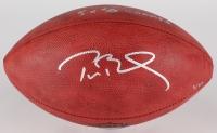 "Tom Brady Signed Limited Edition Super Bowl LI ""The Duke"" Official NFL Game Ball Inscribed ""SB 51 Champs"" (#1/51) (Tristar Hologram & Steiner COA)"