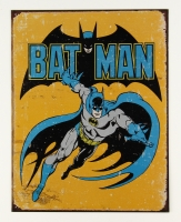 Batman DC Replica Tin Sign