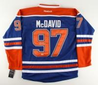 Connor McDavid Signed Oilers Captain Jersey (PSA COA)