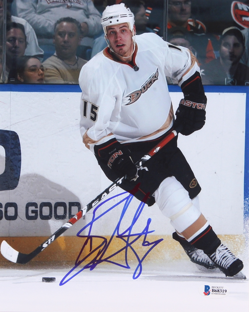 1a6bbcc53 Ryan Getzlaf Signed Anaheim Ducks 8x10 Photo (Beckett COA) at  PristineAuction.com