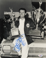 Richard Petty Signed 11x14 Photo (PSA COA)