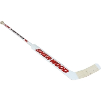 Martin Brodeur Game Used Sherwood MB30 Hockey Stick (Steiner COA) at PristineAuction.com