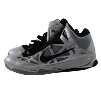 Pair of (2) Joe Johnson Game Used Jordan Basketball Shoes (Steiner COA)