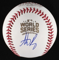 Anthony Rizzo Signed Official 2016 World Series Baseball (MLB & Fanatics)