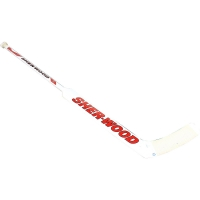 "Martin Brodeur Sherwood Model MB30 Game Used Hockey Stick Dated ""2/19/12"" (Steiner COA)"