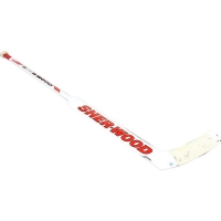 Martin Brodeur Sherwood Model MB30 2012 Playoffs Game Used Hockey Stick (Steiner COA)