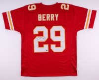 Eric Berry Signed Jersey (Players Locker Hologram) at PristineAuction.com