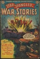 Original 1952 Star Spangled War Stories Vol. 1 Issue 1 DC Comics Comic Book