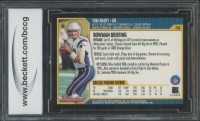2000 Bowman #236 Tom Brady RC (BCCG 10) at PristineAuction.com