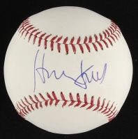 Harrison Ford Signed OML Baseball (PSA LOA)