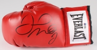 Floyd Mayweather Jr. Signed Everlast Boxing Glove (Beckett COA)