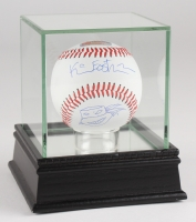 Kevin Eastman Signed Baseball with Original Hand-Drawn Turtles Sketch & High Quality Glass Display Case (PA COA)