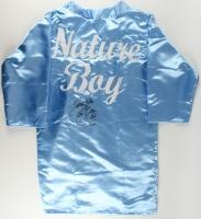 "Ric Flair Signed ""Nature Boy"" Robe Inscribed ""16x"" & ""Nature Boy"" (JSA COA)"