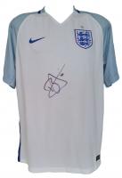 Dele Alli Signed England Soccer Jersey (Icons COA & JSA LOA) at PristineAuction.com