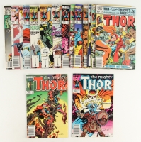 Lot of (15) Marvel Vintage Thor Comic Books