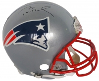 Tom Brady Signed New England Patriots Authentic On-Field Style Riddell Helmet (TriStar)