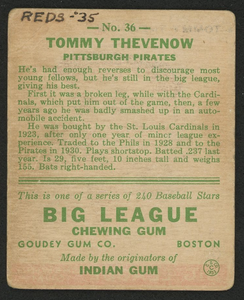 Image result for Tommy Thevenow boston