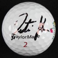 Dustin Johnson Signed TaylorMade Golf Ball (JSA COA)