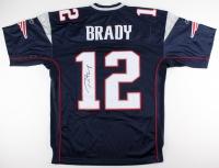Tom Brady Signed Patriots Authentic Reebok On-Field Jersey (JSA ALOA)