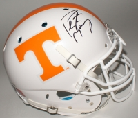 Peyton Manning Signed Tennessee Volunteers Full-Size Authentic Helmet (Fanatics Hologram)