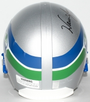 "Warren Moon Signed Seahawks Full-Size Helmet Inscribed ""HOF 06"" (Moon Hologram) at PristineAuction.com"
