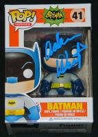 Adam West Signed Batman Funko Pop Vinyl Doll at PristineAuction.com