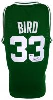 Larry Bird Signed Celtics Adidas Authentic Jersey (Beckett COA)