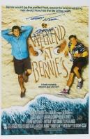 "Terry Kiser Signed ""Weekend at Bernie's"" 11x17 Poster Inscribed ""Bernie"" (Legends COA)"