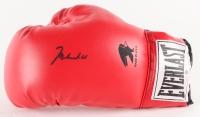 Muhammad Ali Signed Boxing Glove (JSA ALOA)