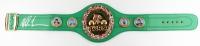 Mike Tyson Signed Full-Size WBC Heavyweight Championship Belt (JSA COA)