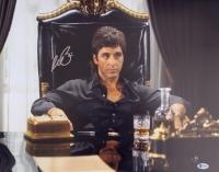"Al Pacino Signed ""Scarface"" 16x20 Photo (Beckett COA)"