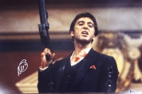 """Al Pacino Signed """"Scarface"""" 16x20 Photo (Beckett COA) at PristineAuction.com"""