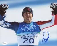 Bode Miller Signed 8x10 Photo (JSA COA)
