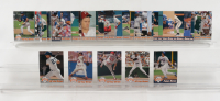 Complete set of (54) 1992 Upper Deck All-Star FanFest San Diego Padres Baseball Cards at PristineAuction.com