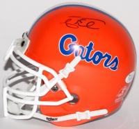 Tim Tebow Signed Florida Gators Mini Helmet (JSA COA)