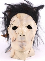 "Tyler Mane Signed Full-Size Michael Myers Mask Inscribed ""Michael Myers"" (PA COA) at PristineAuction.com"